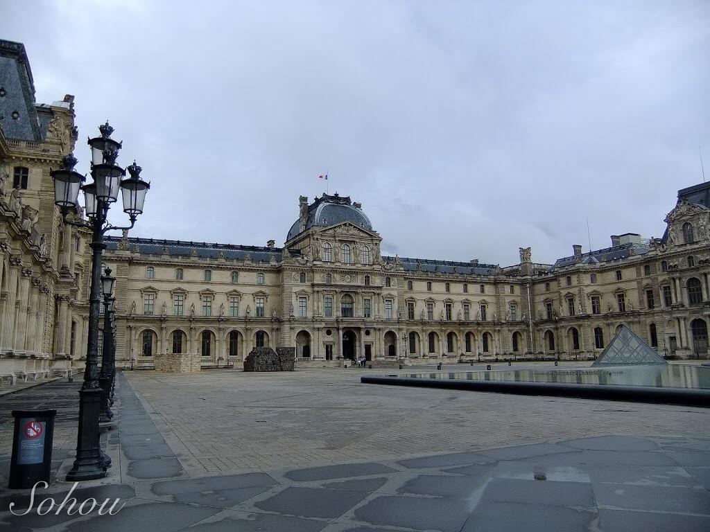 【ヨーロッパ周遊】フランス・スイス・ドイツを鉄道旅行した時の話 10 〜フランス・パリ〜