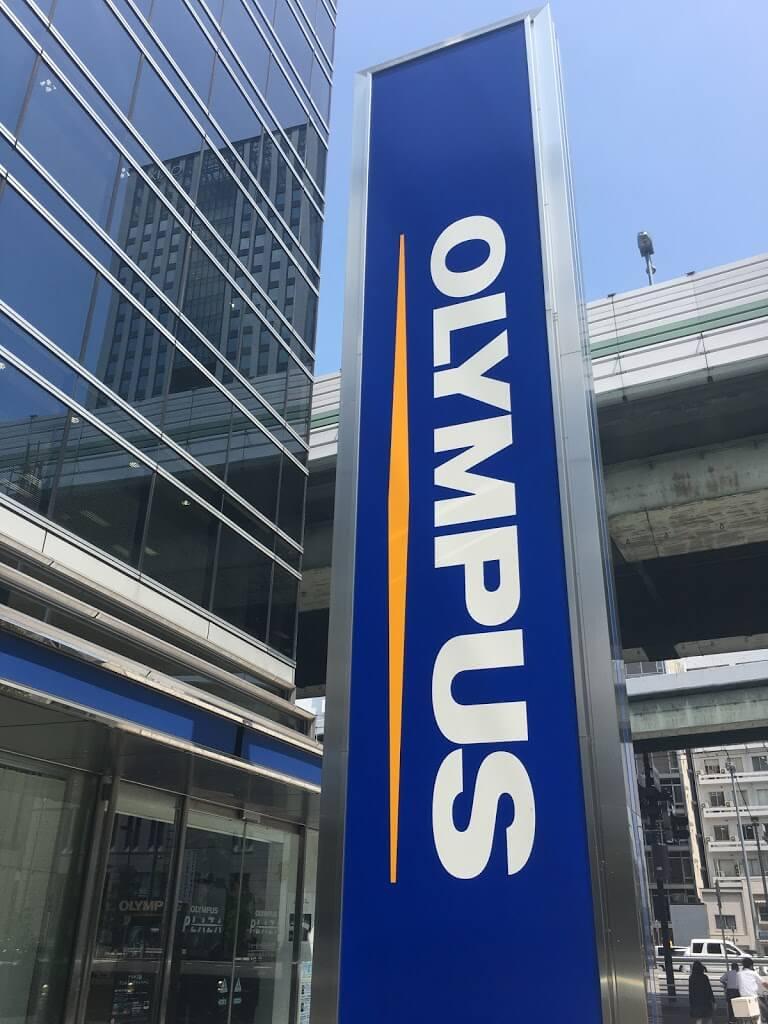 オリンパスプラザ大阪へレンズ修理に行きました。