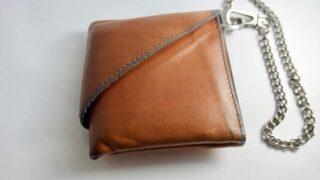 アブラサスの旅行財布