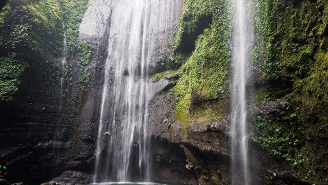 マダカリプラの滝
