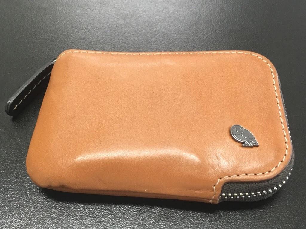 ベルロイのカードポケット