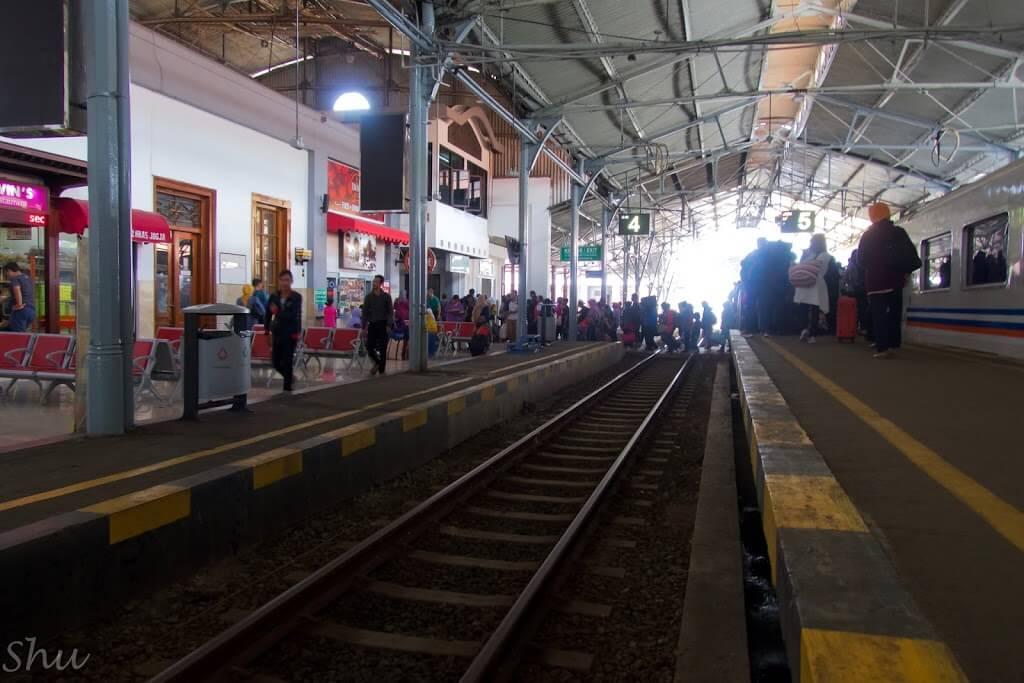 【海外旅行記】インドネシア・ジョグジャカルタ鉄道旅行1〜市街観光編〜