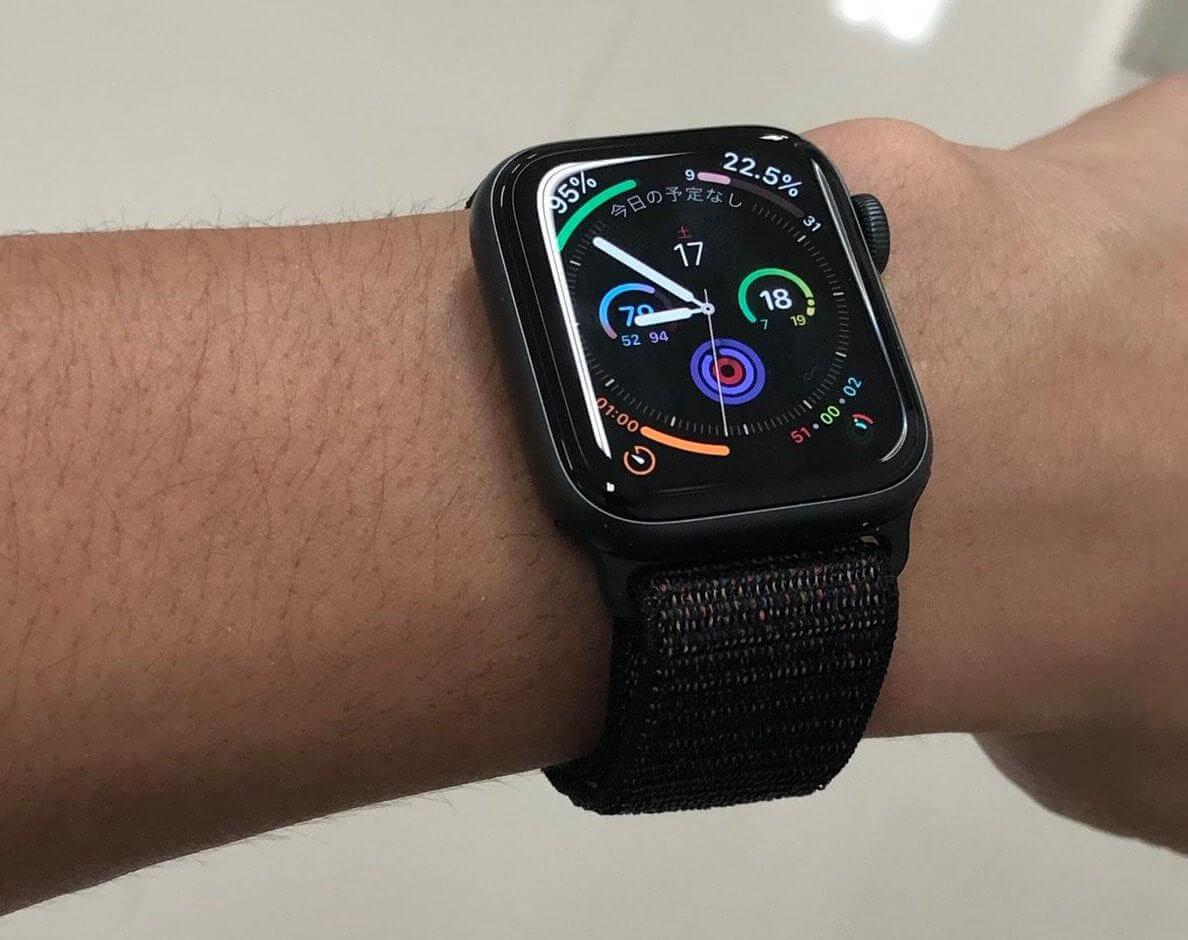 apple watch series 4を購入!1週間使ってみた感想!